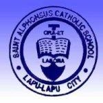 St. Alphonsus Catholic School logo