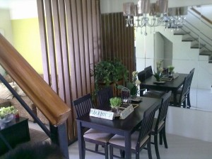 deca mactan 4 model house dining room